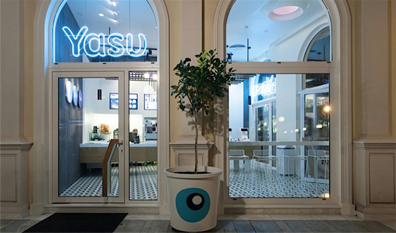 YASU Shop at Kifissia