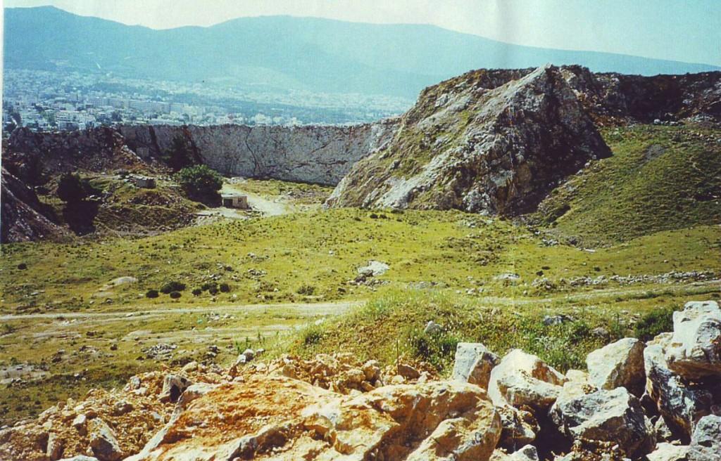 Άποψη από τα Τουρκοβούνια
