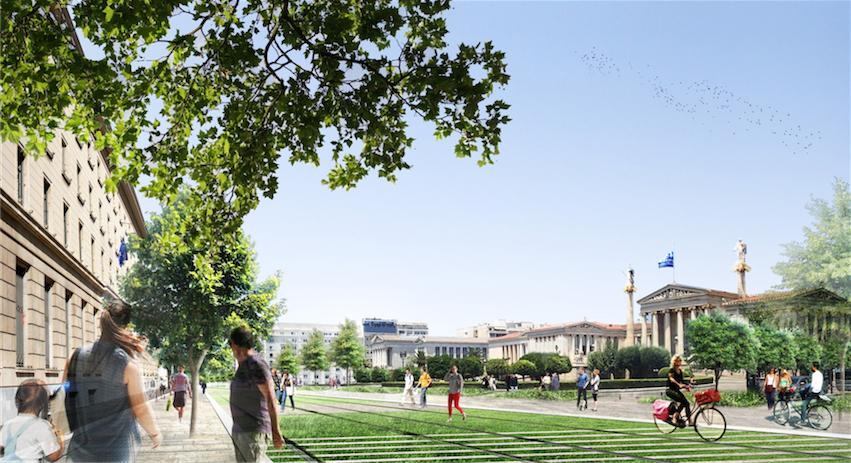 02 Rethink Athens Οδός Πανεπιστημίου_b