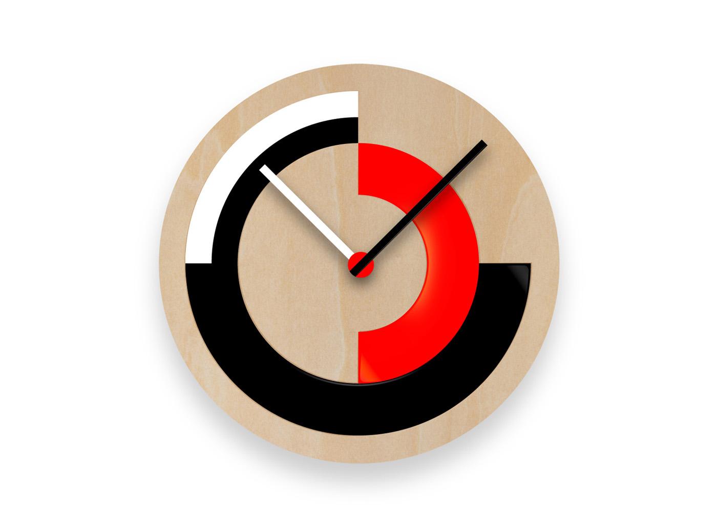 BBQ Clock