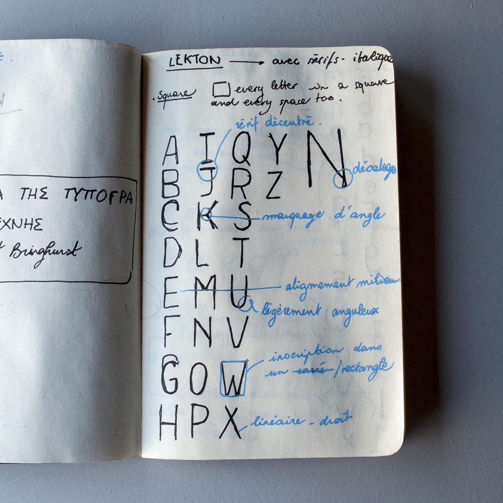 Lekton-latin-study
