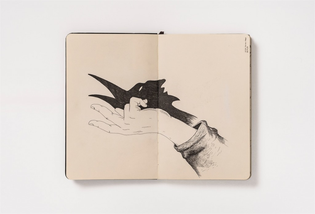 Stefanos Andreadis : Sketchbook #5 Athens